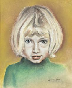 Madelon, 1969, pastel kleur